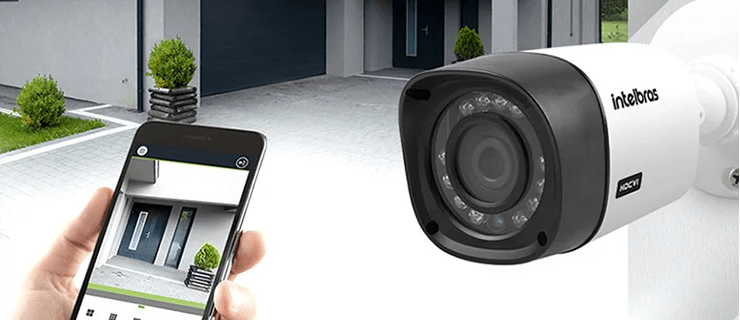 Instalação de Sistema de Câmeras
